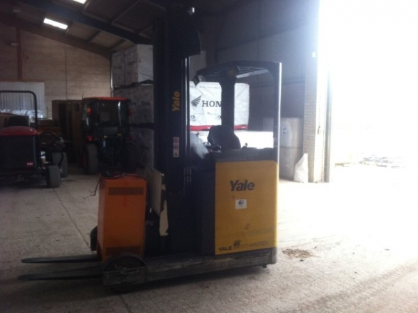 Yale Europe - Yale MR16 Reach ForkLift Truck - Image 1