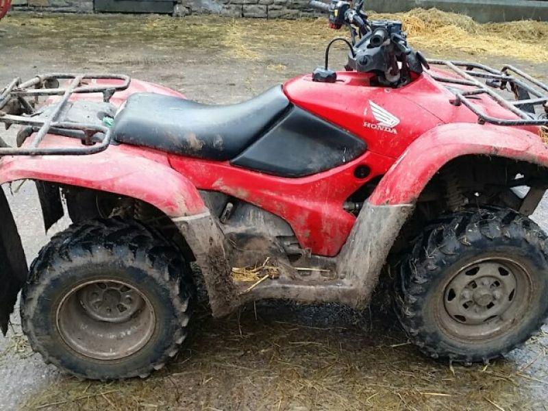 Honda TRX250TM ATV Quad Bike | AgriBuy