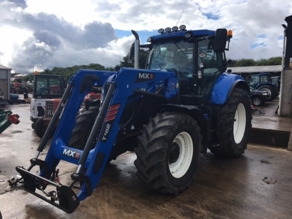 New Holland - T7.200 - Image 1