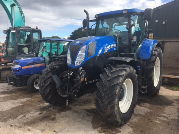 New Holland - T7.210 - Image 1