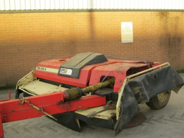 Pz - CM265A Trailed Mower - Image 1