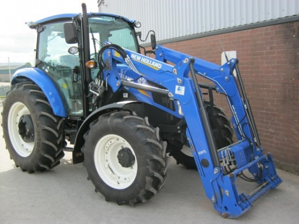 New Holland - T4.95 Tractor & Loader - Image 1