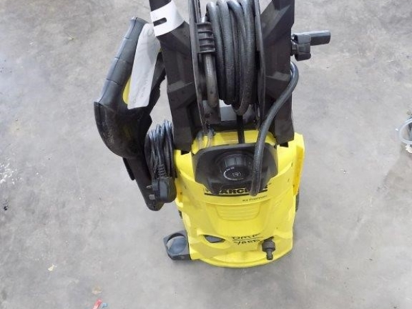 Karcher Uk Ltd - Karcher K4 Premium Cold Water Pressure Washer - Image 1