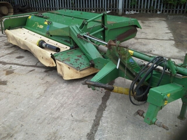 Krone - EC320CV Rear Mower - Image 1