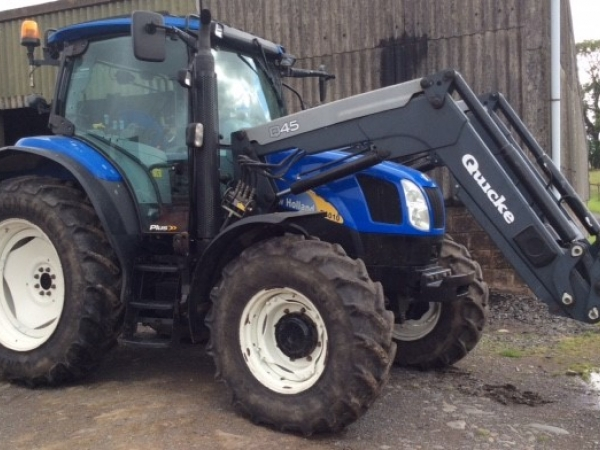 New Holland - T6010 Tractor - Image 1
