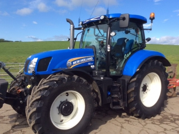 New Holland - T6.175 Tractor - Image 1