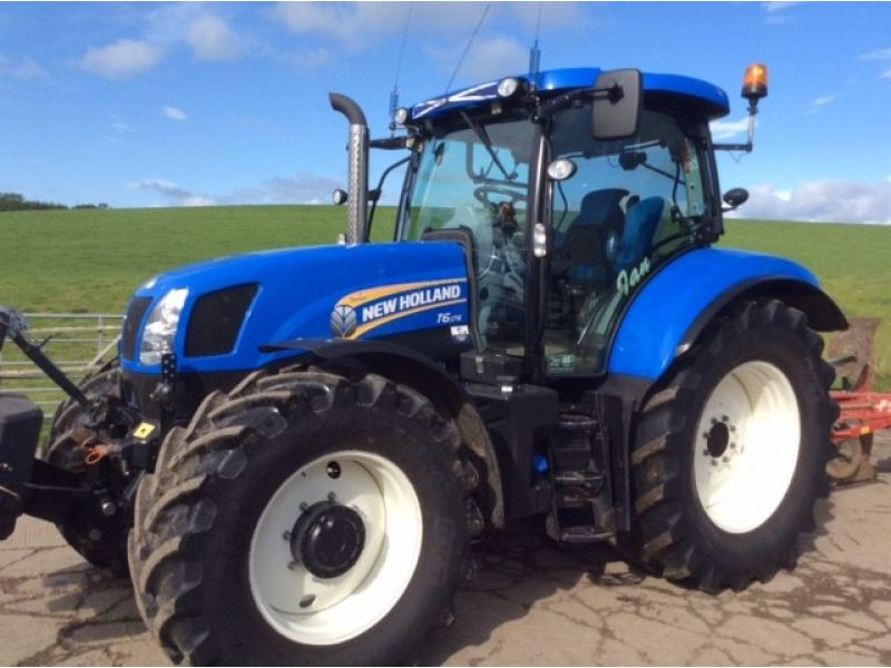 T6 175 Tractor | AgriBuy