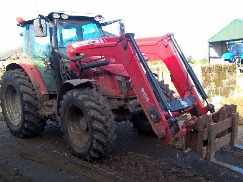 Mountfield - Massey Ferguson 5613 Tractor