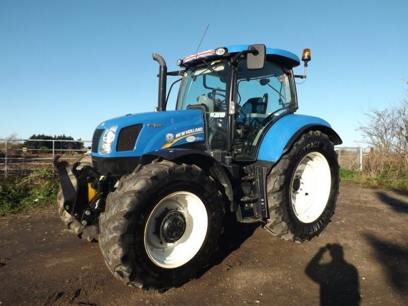 New Holland - T6.150 Auto-Command - Image 1