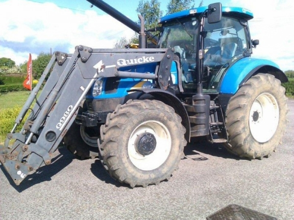 New Holland - T6080 - Image 1