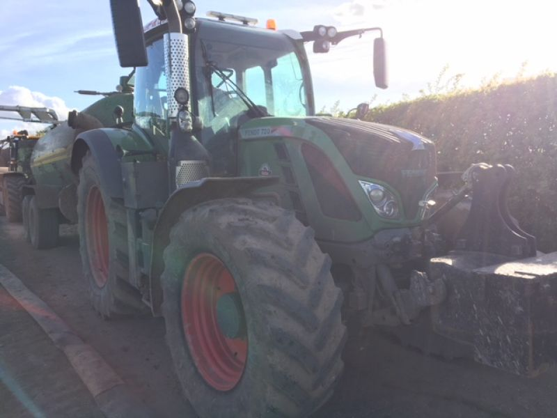 Fendt - 720 Profi Plus - Image 1