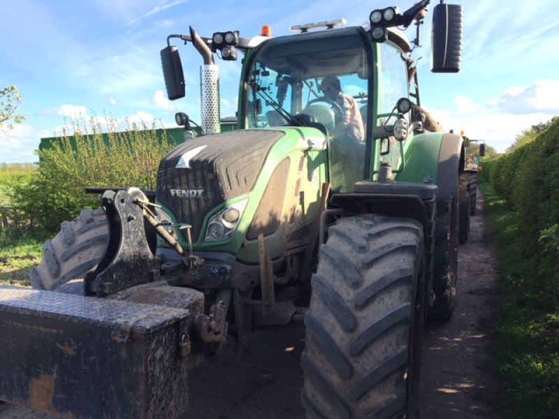 Fendt - 720 Profi Plus - Image 5