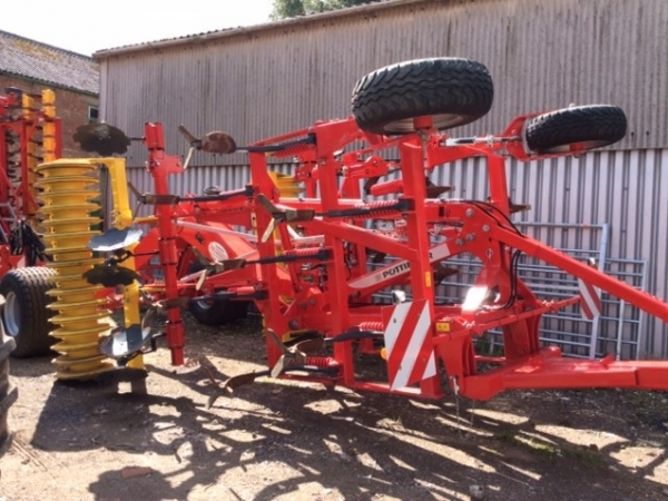 Pottinger - Syncro 4metre folding - Image 1