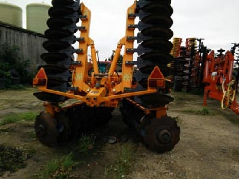 Simba - 380-9 Primary Cultivator - Image 6
