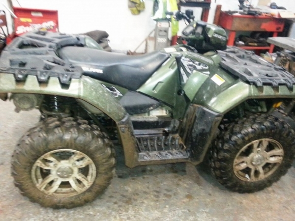 Polaris - Sportsman 550 XP - Image 1